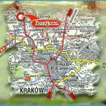 Katowice Map Tourist Attractions _0.jpg