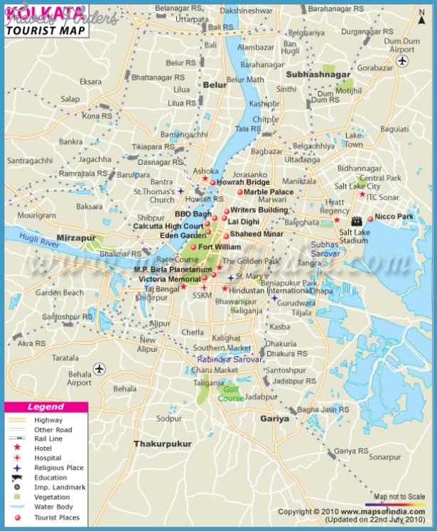 Kolkata Map Tourist Attractions  _1.jpg