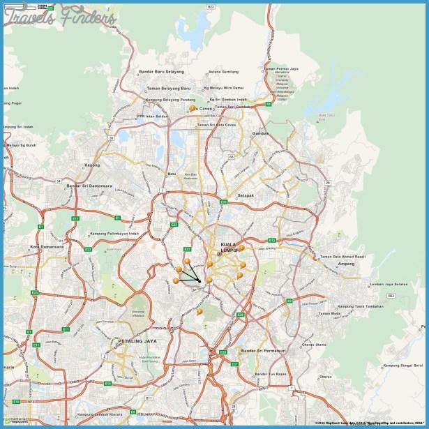 Kuala Lumpur Map Tourist Attractions _7.jpg