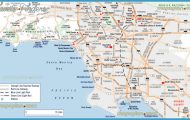 Los Angeles Map Tourist Attractions _0.jpg