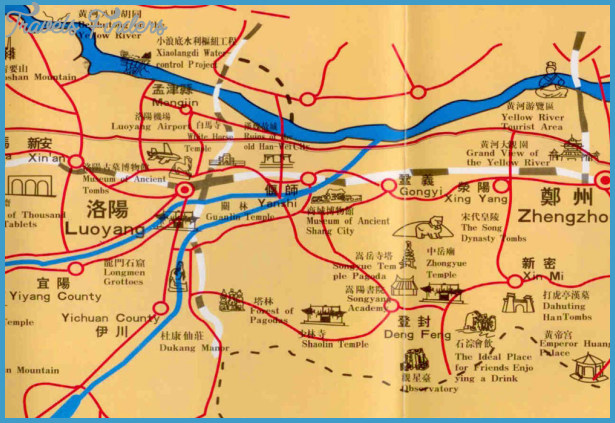 Luoyang Map Tourist Attractions _0.jpg