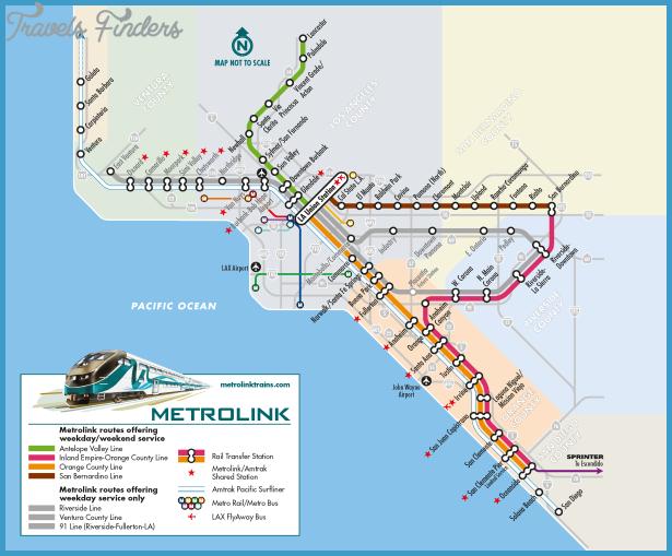 Metrolink_System_Map_Weekend.png
