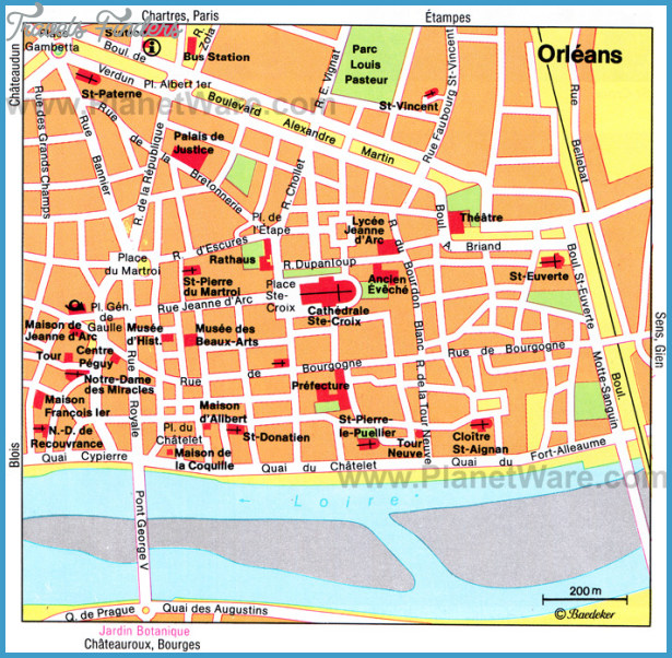 New Orleans Map Tourist Attractions – Tourist Map New Orleans