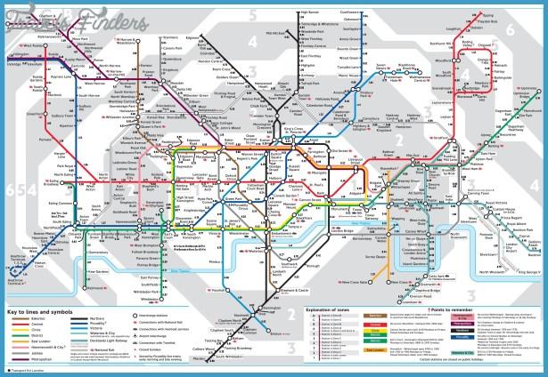 Dubai Metro Map - TravelsFinders.Com ®