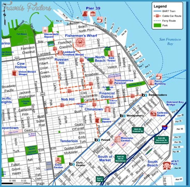 San Francisco/Oakland Map Tourist Attractions _7.jpg