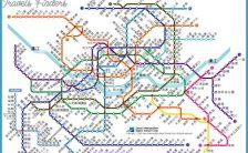 Subway Map Pdf.Seoul Subway Map Pdf Archives Travelsfinders Com