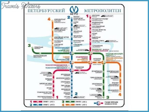 Метро санкт-петербурга схема новая рассчитать время