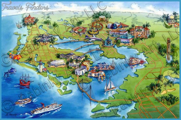 Tampa Map Tourist Attractions – Tourist Attractions Map In Tampa