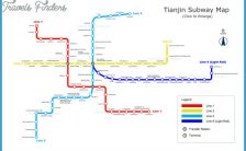 Tianjin Subway Map.Blog Archives Page 486 Of 522 Travelsfinders Com