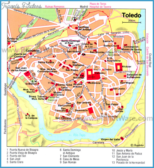 Toledo Map Tourist Attractions _0.jpg
