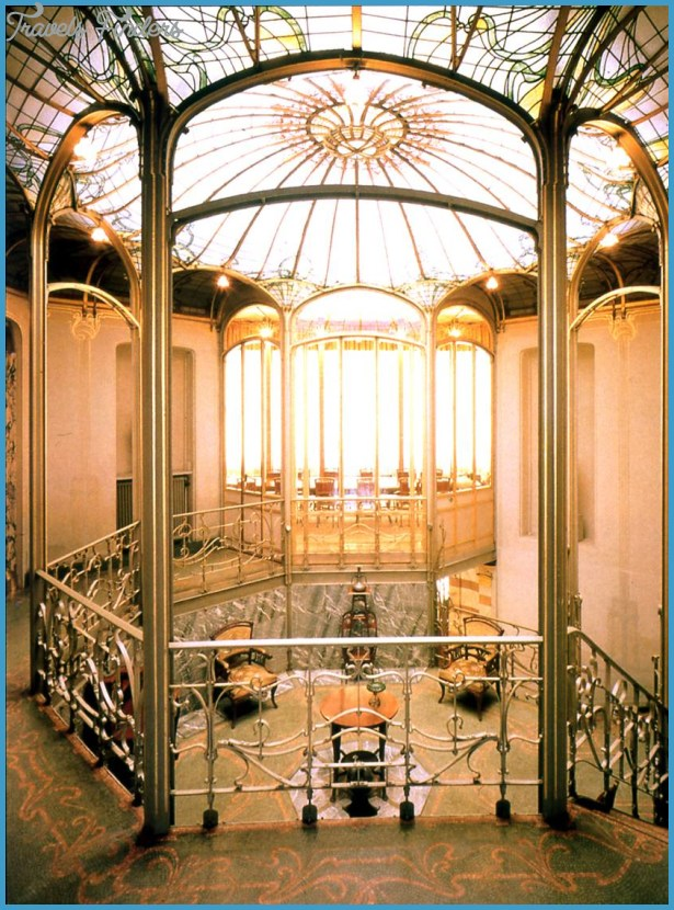 Victor Horta Tassel House Interior House And Home Design