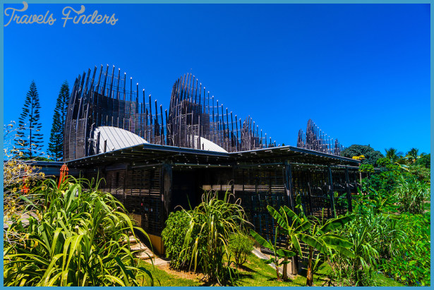 Jean-Marie Tjibaou Cultural Centre MUSEUM  NOUMEA, NEW CALEDONIA, SOUTH PACIFIC_20.jpg