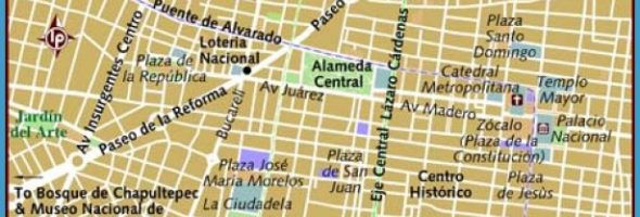 Mexico Archives – Mexican Tourist Attractions Map