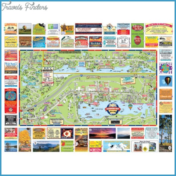 New York Map Store Travelsfinders Com