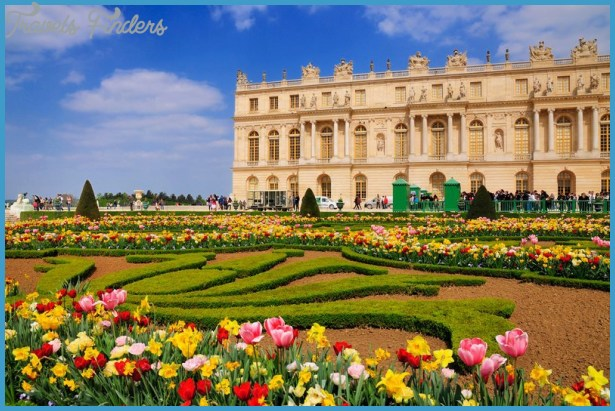 Palace Of Versailles Paris France Travelsfinders Com