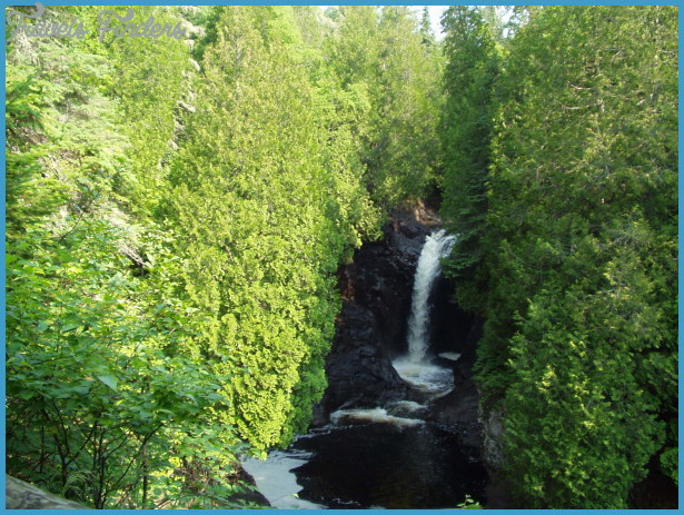 CASCADE RIVER STATE PARK MAP MINNESOTA - TravelsFinders.Com ® on grand portage national monument minnesota, cascade river park marblemount wa, baptism river minnesota, cascade lake idaho fishing,