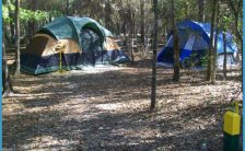 Florida Campgrounds Map.Florida Campgrounds Map Archives Travelsfinders Com