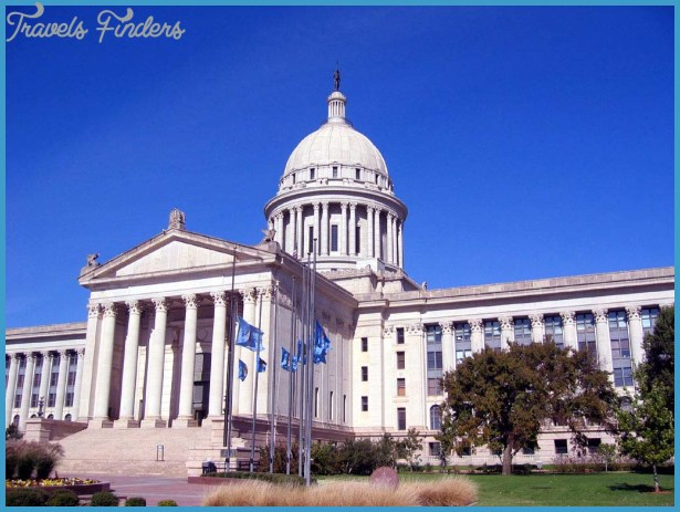 Oklahoma Map Tourist Attractions – Tourist Attractions Map In Oklahoma