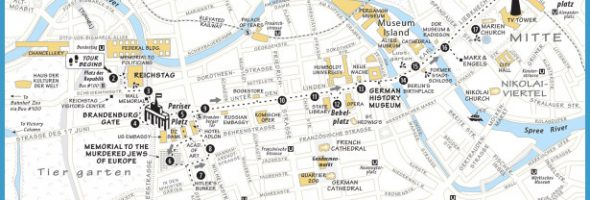 berlin tourist map pdf Archives – Tourist Map of Berlin