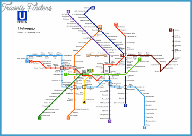 u bahn map munich Archives TravelsFindersCom