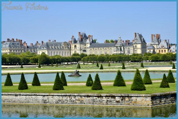 Chateau de fontainebleau paris travelsfinders com for Hotel fontainebleau france