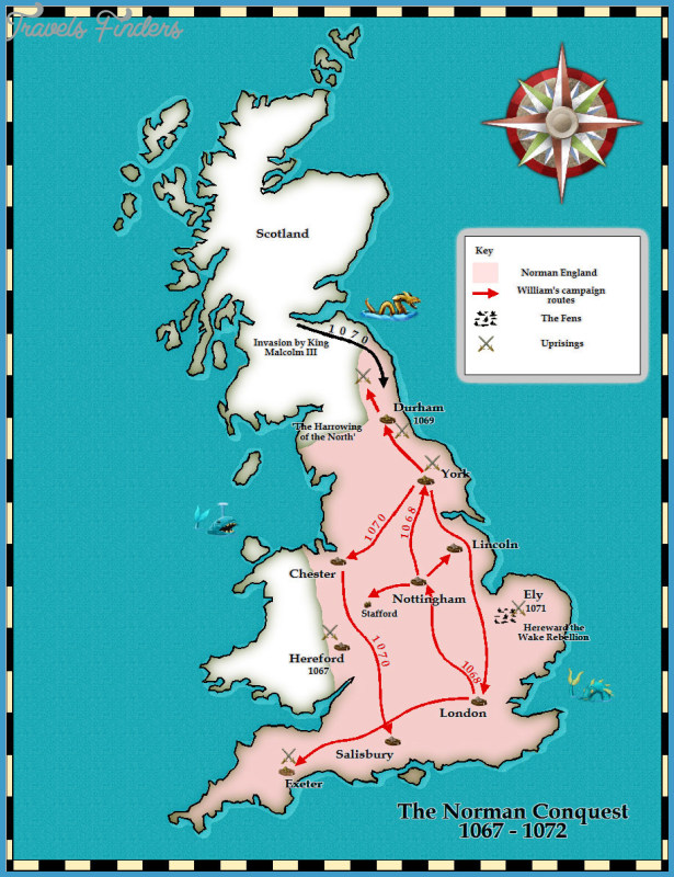 an analysis of the invasion of england in 1066 and its significance Ancient invaders transformed britain, but not its and cornwall are more different than between northern england and cultural significance of the.