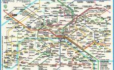 Paris Metro Map Zones Archives Travelsfinders Com