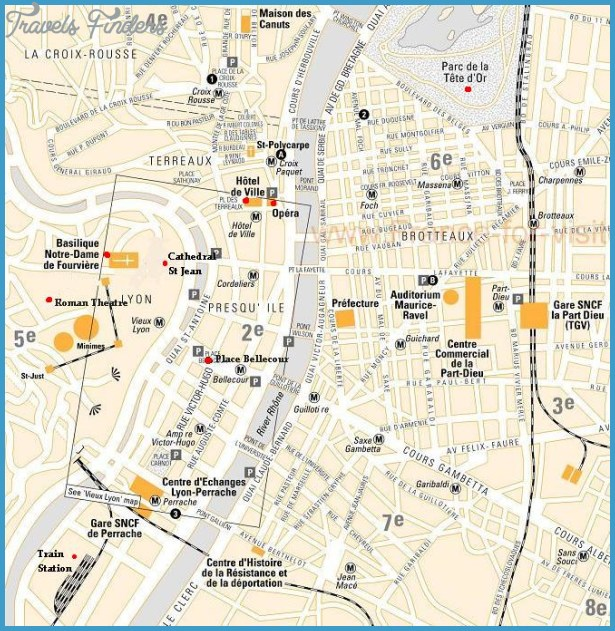 Lyon Map Tourist Attractions_2.jpg
