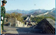 China, Beijing, The Great Wall Of China At Badaling Near Beijing