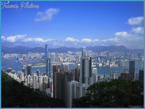 China Travel Service Hong Kong Branches
