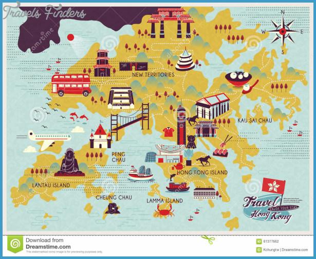 hong kong map tourist attractions_8jpg