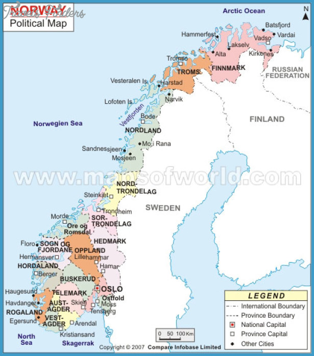 Roros Norway Map TravelsFindersCom - Map of cities in norway