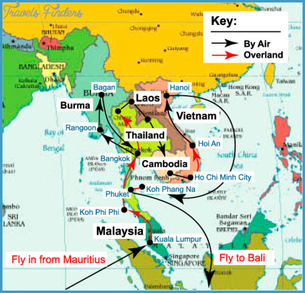 Tips For Air Travel In South East Asia