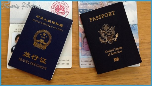 Do Us Citizens Need A Visa To Travel To China