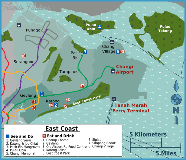 East Coast Seafood US Map Phone Address Travel Map - Map of the east coast of the us