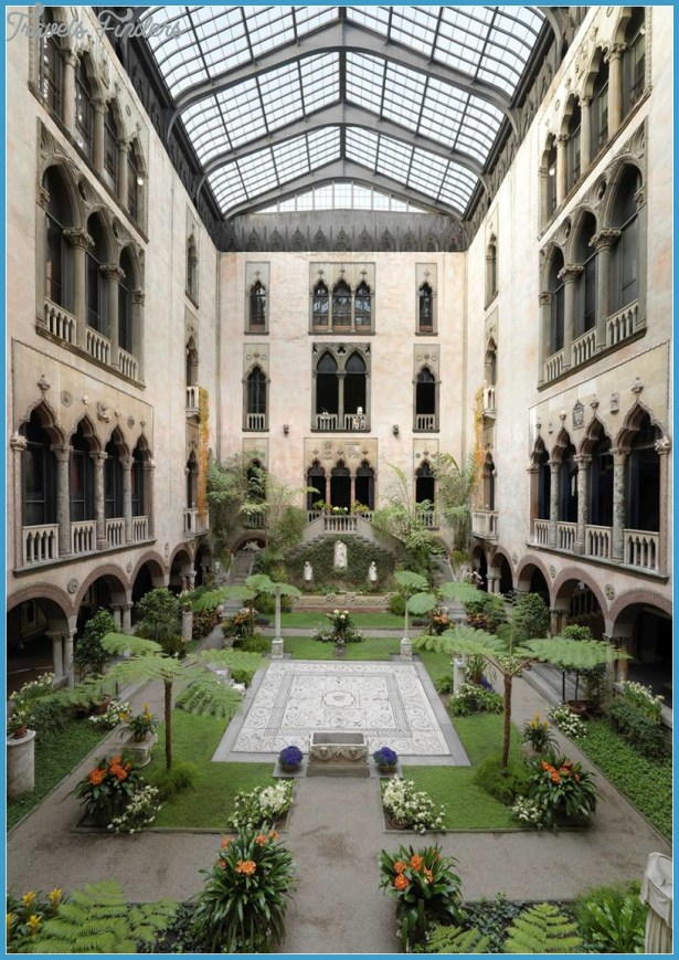 Isabella Stewart Gardner Museum US Map Phone Address Travel