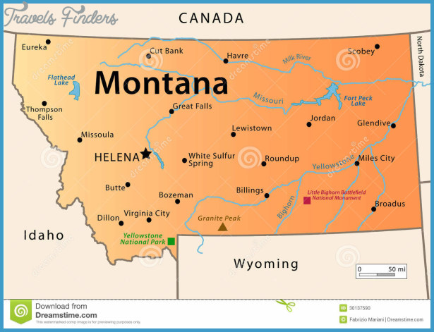 Madison County Montana Wikipedia Montana Location On The US Map - Montana on us map