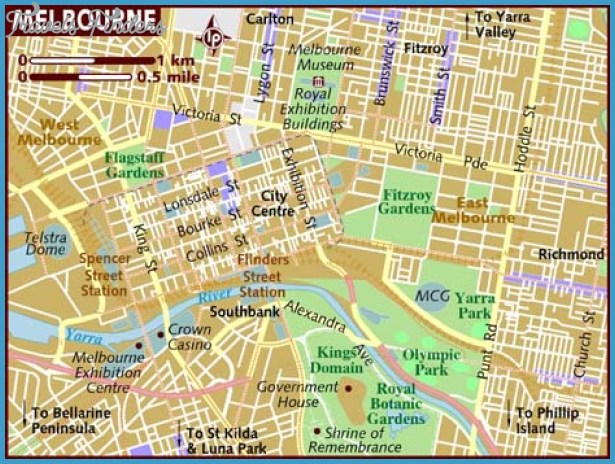 Melbourne Map Tourist Attractions_5.jpg
