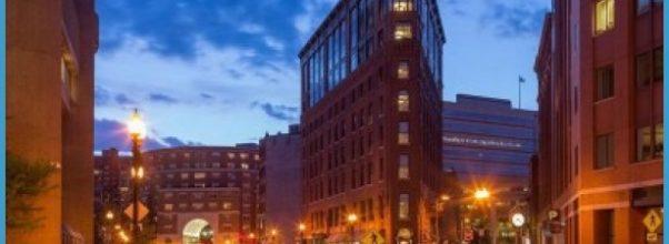 Boston Hotels Map - Best Hotels in Boston - TouristsBook