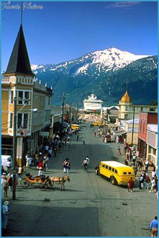 Travel To Skagway Cruises Travelsfinders Com