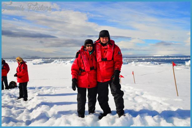 Tauck Tours Antarctica