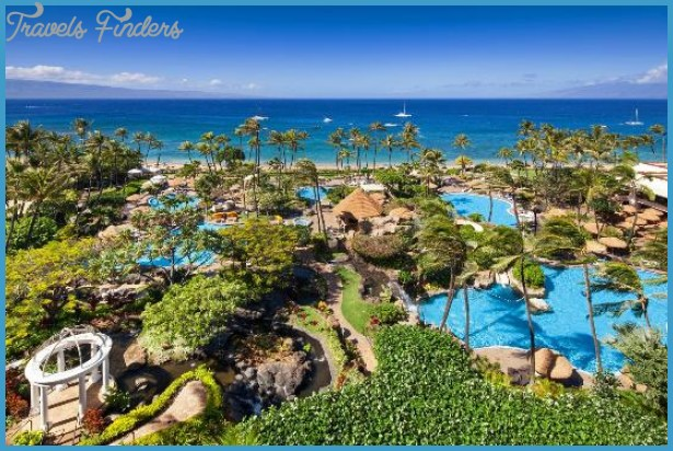 Maui hotels luxury hawaii beach resort travelsfinders for Nicest hotels in maui