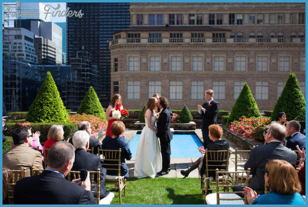 New york wedding venues travelsfinders com for Outdoor wedding venues ny