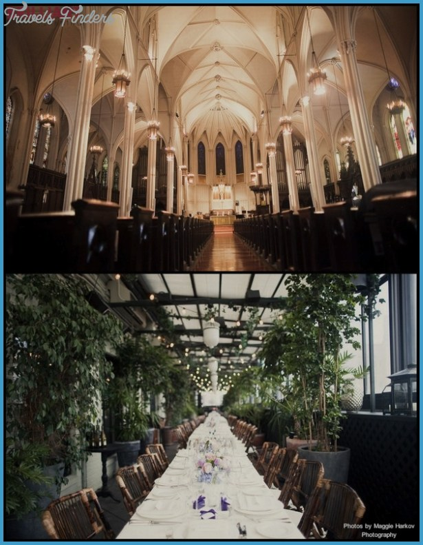 New york wedding venues travelsfinders com for Wedding venues near york