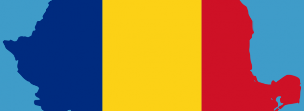 Romania Map And Flag _0.jpg