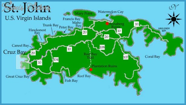 click to on photo for next saint thomas map images