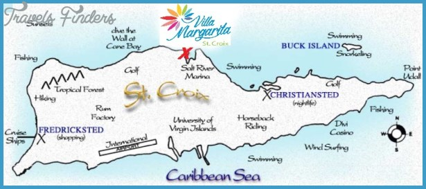 photo gallery of st croix map