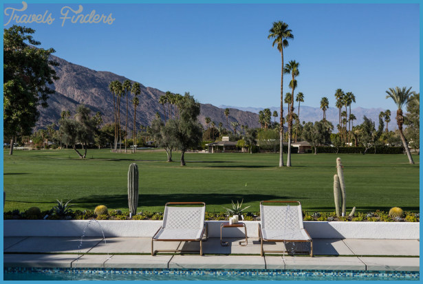 Travel To Palm Springs Of Travel To Palm Springs California Travelsfinders Com