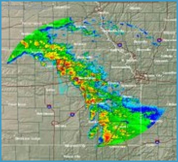 Weather Forecast Of Kansas City