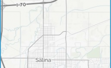Tag How Far Is It From Salina Kansas To Denver Colorado Map